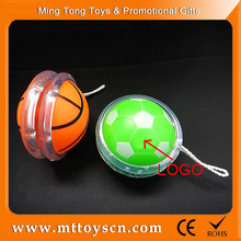 <strong>Yoyo</strong> manufacturers football and basketball shape <strong>yoyo</strong> factory