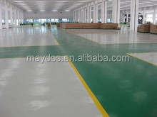 Maydos self-leveling impact resistance epoxy flooring for court floor