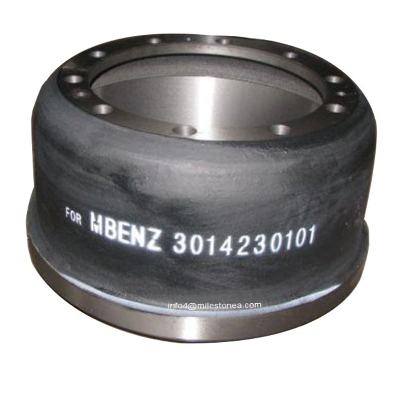 Manufacture truck brake drum 301 423 <strong>01</strong> <strong>01</strong>