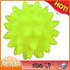 RENJIA large dog ball toys dog balls silicone cat balls
