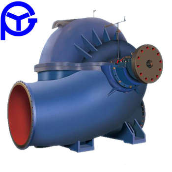 Guoyuan 24sh-9/24sh-9A type horizontal double suction single stage centrifugal pumps
