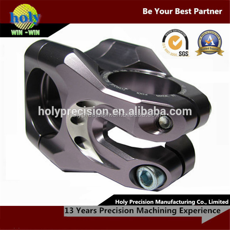 Metal/aluminium/brass parts via cnc machining with competitive price in China