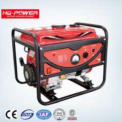 hand crank power 1kw china brand petrol generator
