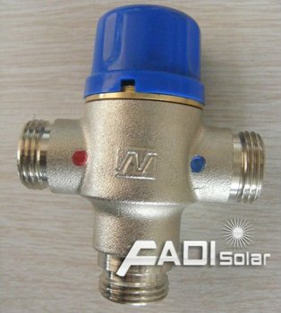 High quality Switch Valve for solar water heater (Brass DN15)
