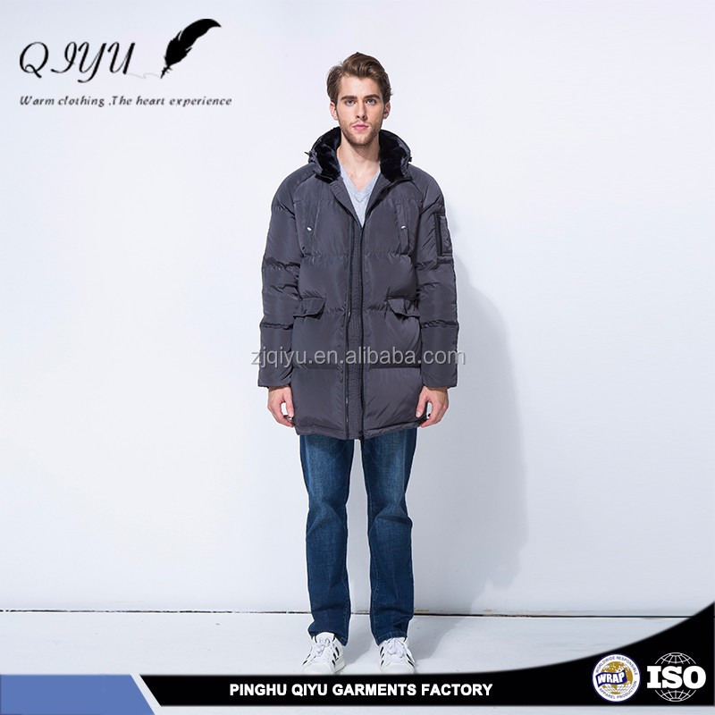 Winter newest style goose down coat