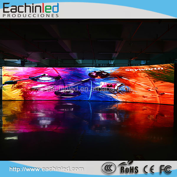 Indoor HD Full Color LED Screen 2.9mm Small Pixel SMD P3 LED