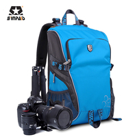 Hot Fashion Waterproof Photo Digital DSLR Camera Bag Brand New Photography Camera Video Bag