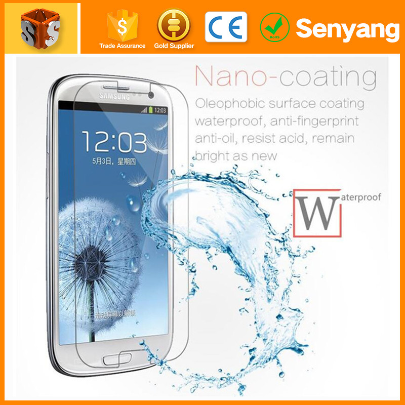 wholesale cell phone accessories for samsung galaxy Note 5 anti-shock screen gurad