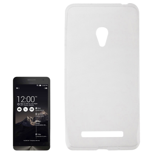 0.7mm Ultrathin Transparent Soft Protective TPU Case for ASUS ZenFone 5