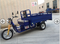 72v 1.5kw china cargo electric tricar e trishaw (SYEV-A)