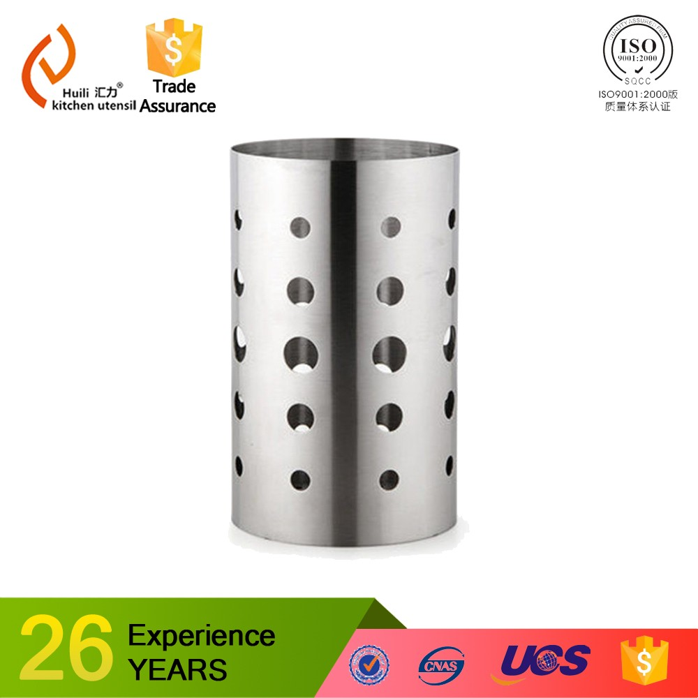 new arrived Stainless Steel 304# tableware Chopsticks tube with logo CT01