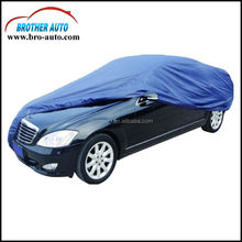 High quality durable 170T Polyester waterproof universal size car cover heated car cover