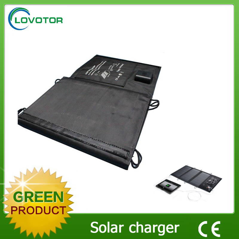 20W solar charger mobile solar panel charger for iphone6 iphone7