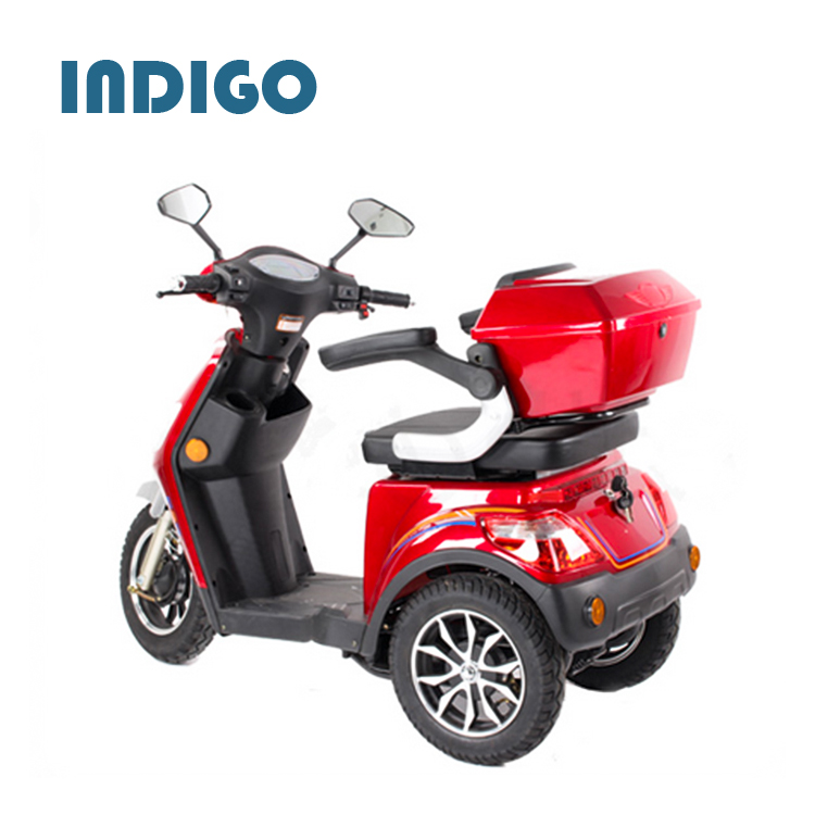 Handicapped Electric Scooter Tricycle Moped Price From China