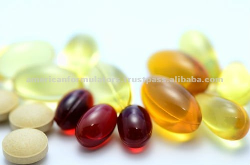 Halal Food Supplements