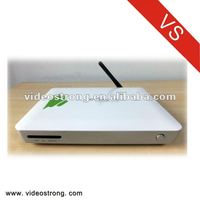 Android4.0 with DVB-T digital TV tuner set top box