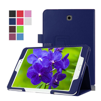 Lichee Pattern Tablet Case for Samsung Tablet Housing for Samsung Tab S2 8.0 T715