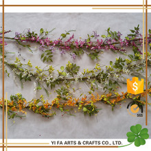 5' Mixed colourful flower garland for spring