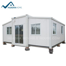 Light steel structure portable office cabin manufacturers for sale