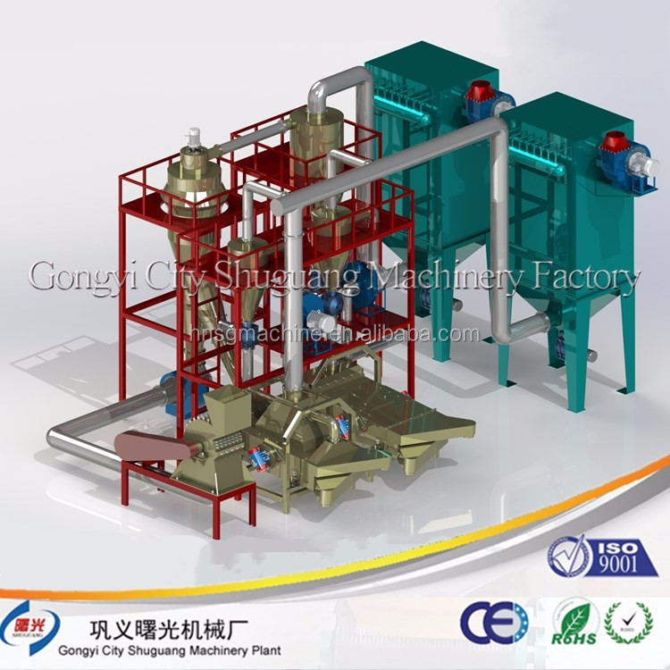 China Advanced High yield efficiency 400KG/h cellphone lithium battery recycling equipment