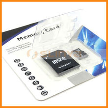 OEM SD Card Packaging for SD Card and TF Card Made in China
