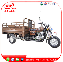 200CC Cargo Tricycle Trike Chopper Three Wheel Motorcycle