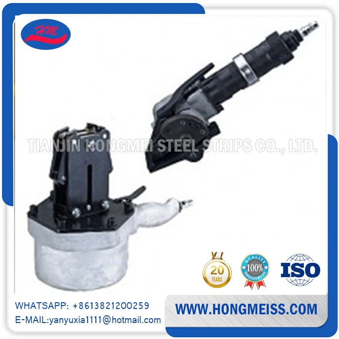 Convenient use Manual Combination Sealless Steel Strapping Tool