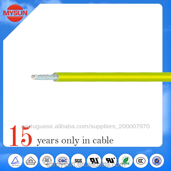 UL 3289 XLPE insulation low smoke zero halogen cable
