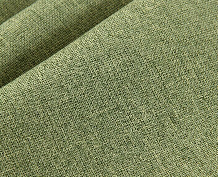 Coated 3 Pass Blackout Linen Curtain Fabric