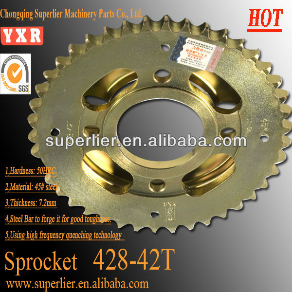 motorbike chain motorcycle chain sprocket