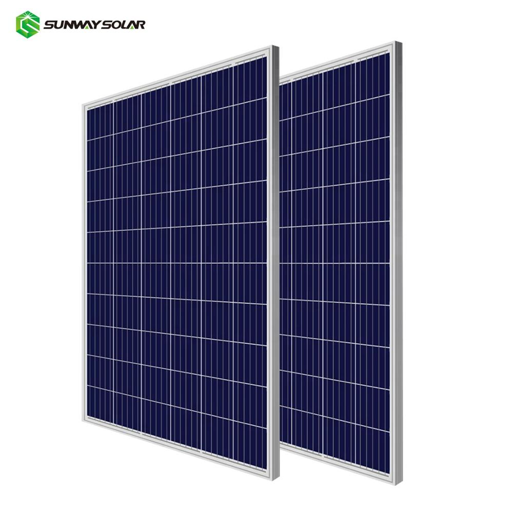 China TOP manufacturer <strong>poly</strong> 270w solar panel price for Thailand