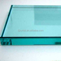 Low Iron Clear Sheet Glass, Shower Glass for Household