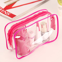 Eco-friendly material cosmetic bag free sample
