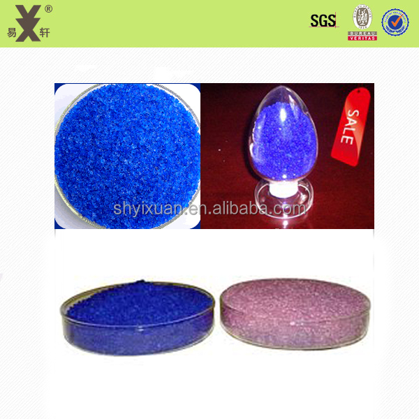 Chemical Products Bulk Desiccant Silica Gel Blue 2-4mm
