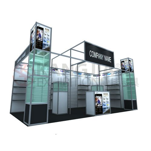 exhibition booth services