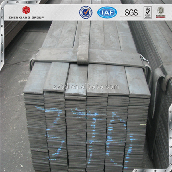 Raw Material Used Slit Flat Bar Steel
