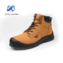 China high quality and comfort work safety boots steel toe