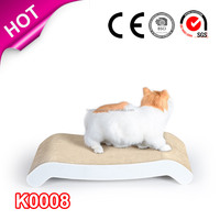 Paper Material Cardboard Cat Scratcher From China Factory