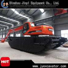 Cheap High quality 330 swamp buggy excavator for sale Made in China
