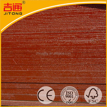 Poplar Core Film Faced Shuttering Plywood China