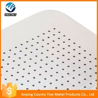 Hot selling cheap five-pointed star stainless perforated plate with low price