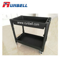 China Mobile Shelf Utility Cart With Handle
