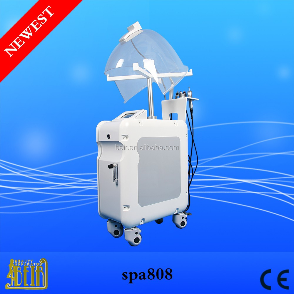Hydrotherapy water jet peel spa dermabrasion system / vacuum facial cleaner / Hydra