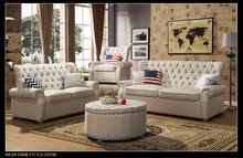 Modern Hot sale 2017 living room furniture Victorian style sofa luxury sofa sets
