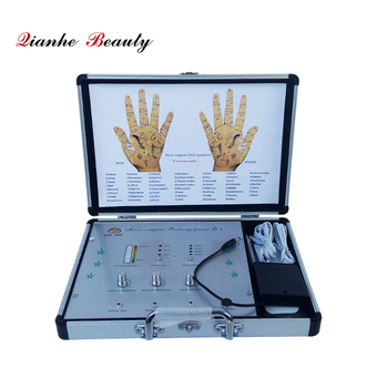 Gezondheidszorg hand acupunt diagnose therapie machine/gezondheid analyzer machine