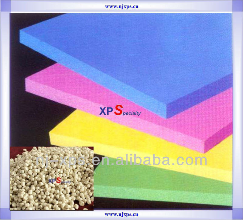 White Extruded Nucleating Agent for PS/EPS/XPS Board