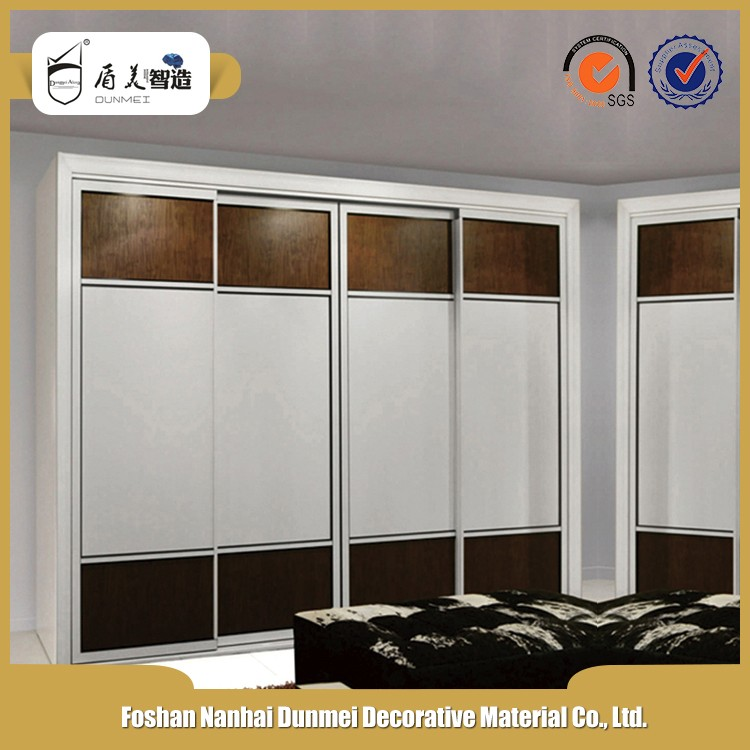 cheap wooden bedroom 4 door laminate wardrobe doors buy wooden