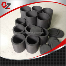 strong oxidation resistance graphite crucible for steel melting