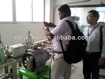 On-line ndt welding testing Equipment for Pipes and Tubes
