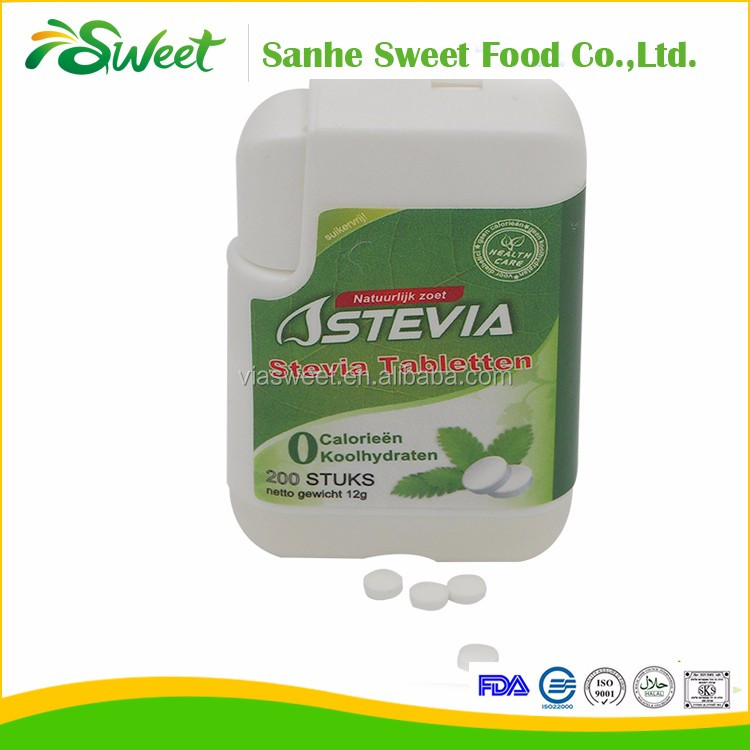 Factory Supply Stevia Rebaudioside A Tablets/Rebaudioside A Pills